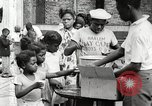 Image of African American children in Harlem New York City USA, 1935, second 30 stock footage video 65675063279