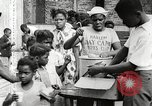 Image of African American children in Harlem New York City USA, 1935, second 32 stock footage video 65675063279
