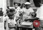 Image of African American children in Harlem New York City USA, 1935, second 34 stock footage video 65675063279