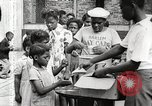 Image of African American children in Harlem New York City USA, 1935, second 35 stock footage video 65675063279