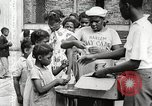 Image of African American children in Harlem New York City USA, 1935, second 36 stock footage video 65675063279
