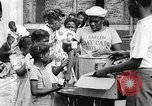 Image of African American children in Harlem New York City USA, 1935, second 37 stock footage video 65675063279