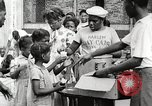 Image of African American children in Harlem New York City USA, 1935, second 38 stock footage video 65675063279
