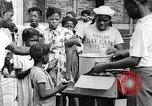 Image of African American children in Harlem New York City USA, 1935, second 40 stock footage video 65675063279