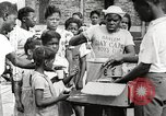 Image of African American children in Harlem New York City USA, 1935, second 41 stock footage video 65675063279