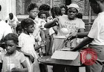 Image of African American children in Harlem New York City USA, 1935, second 43 stock footage video 65675063279