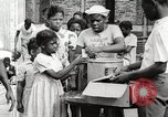 Image of African American children in Harlem New York City USA, 1935, second 44 stock footage video 65675063279