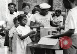 Image of African American children in Harlem New York City USA, 1935, second 45 stock footage video 65675063279