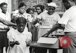 Image of African American children in Harlem New York City USA, 1935, second 47 stock footage video 65675063279