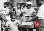 Image of African American children in Harlem New York City USA, 1935, second 53 stock footage video 65675063279