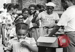 Image of African American children in Harlem New York City USA, 1935, second 54 stock footage video 65675063279