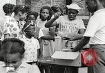 Image of African American children in Harlem New York City USA, 1935, second 55 stock footage video 65675063279