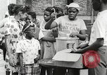 Image of African American children in Harlem New York City USA, 1935, second 56 stock footage video 65675063279