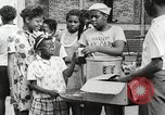 Image of African American children in Harlem New York City USA, 1935, second 57 stock footage video 65675063279