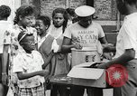 Image of African American children in Harlem New York City USA, 1935, second 58 stock footage video 65675063279