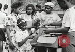 Image of African American children in Harlem New York City USA, 1935, second 59 stock footage video 65675063279