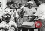 Image of African American children in Harlem New York City USA, 1935, second 60 stock footage video 65675063279