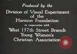 Image of YWCA programs for African American women in 1940 New York City USA, 1940, second 13 stock footage video 65675063280