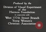 Image of YWCA programs for African American women in 1940 New York City USA, 1940, second 14 stock footage video 65675063280