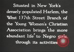Image of YWCA programs for African American women in 1940 New York City USA, 1940, second 23 stock footage video 65675063280