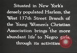 Image of YWCA programs for African American women in 1940 New York City USA, 1940, second 29 stock footage video 65675063280