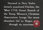 Image of YWCA programs for African American women in 1940 New York City USA, 1940, second 32 stock footage video 65675063280