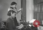 Image of Young Women's Christian Association New York United States USA, 1940, second 46 stock footage video 65675063281