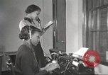 Image of Young Women's Christian Association New York United States USA, 1940, second 52 stock footage video 65675063281