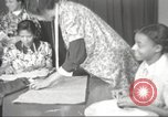 Image of Young Women's Christian Association New York United States USA, 1940, second 23 stock footage video 65675063282