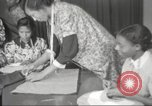 Image of Young Women's Christian Association New York United States USA, 1940, second 25 stock footage video 65675063282