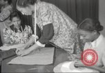 Image of Young Women's Christian Association New York United States USA, 1940, second 27 stock footage video 65675063282