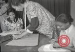 Image of Young Women's Christian Association New York United States USA, 1940, second 28 stock footage video 65675063282