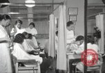 Image of Beauty parlor for African American women in Harlem New York City USA, 1940, second 18 stock footage video 65675063284