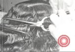 Image of Beauty parlor for African American women in Harlem New York City USA, 1940, second 62 stock footage video 65675063284