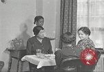 Image of Young Women's Christian Association New York United States USA, 1940, second 47 stock footage video 65675063288