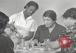 Image of Young Women's Christian Association New York United States USA, 1940, second 55 stock footage video 65675063288