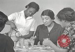 Image of Young Women's Christian Association New York United States USA, 1940, second 58 stock footage video 65675063288