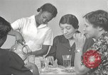 Image of Young Women's Christian Association New York United States USA, 1940, second 59 stock footage video 65675063288