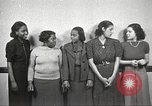 Image of Young Women's Christian Association New York United States USA, 1940, second 49 stock footage video 65675063292