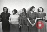 Image of Young Women's Christian Association New York United States USA, 1940, second 52 stock footage video 65675063292