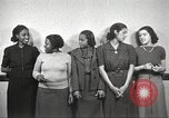 Image of Young Women's Christian Association New York United States USA, 1940, second 53 stock footage video 65675063292