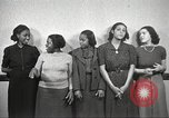 Image of Young Women's Christian Association New York United States USA, 1940, second 54 stock footage video 65675063292