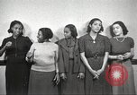 Image of Young Women's Christian Association New York United States USA, 1940, second 55 stock footage video 65675063292