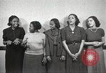 Image of Young Women's Christian Association New York United States USA, 1940, second 59 stock footage video 65675063292