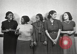 Image of Young Women's Christian Association New York United States USA, 1940, second 60 stock footage video 65675063292