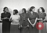 Image of Young Women's Christian Association New York United States USA, 1940, second 61 stock footage video 65675063292