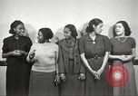 Image of Young Women's Christian Association New York United States USA, 1940, second 62 stock footage video 65675063292