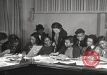 Image of Young Women's Christian Association Harlem New York City USA, 1940, second 2 stock footage video 65675063294