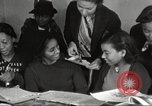 Image of Young Women's Christian Association Harlem New York City USA, 1940, second 14 stock footage video 65675063294