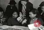 Image of Young Women's Christian Association Harlem New York City USA, 1940, second 15 stock footage video 65675063294